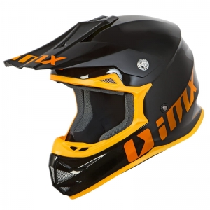 Kask  iMX FMX-01 PLAY BLACK/ORANGE