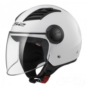 Kask LS2 OF562 Airflow Solid White