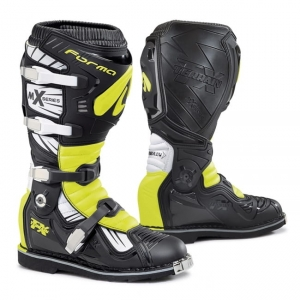 Buty FORMA TERRAIN TX Black/White/Yellow Fluo