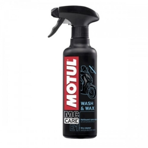 MOTUL Wash & Wax E1 400 ml
