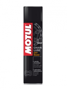 MOTUL Chain Lube C3 Off Road 400 ml