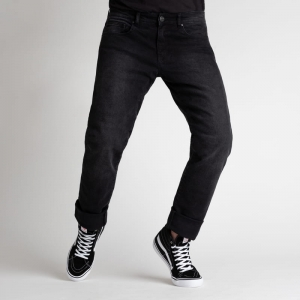 Spodnie jeansowe BROGER California Washed Black