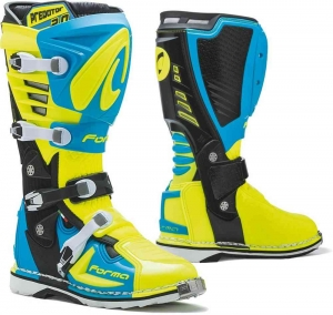 Buty FORMA PREDATOR 2.0 Light Blue/Yellow